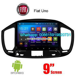 Fiat Uno audio radio Car android wifi GPS navigation camera