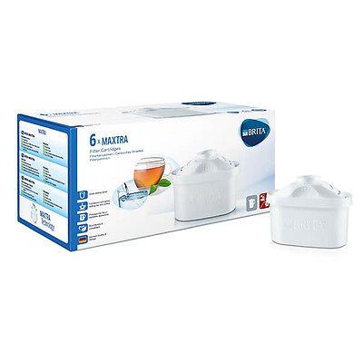 BRITA MAXTRA Water Filter Cartridges – Pack of 6