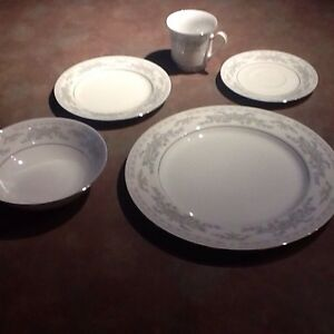 Somerset China tea set by Excel