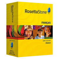 Need a last minute gift: Rosetta Stone French! Fun Learning!