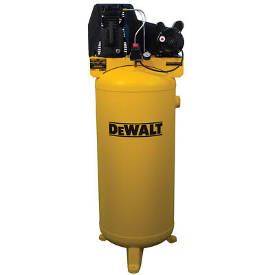 Dewalt 3.7 Hp 60 Gallon Oil-lube Vertical Air Compressor Dxcmla3706056 New