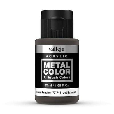 Vallejo Metal Color 77.713 Jet Exhaust 32ml Flasche