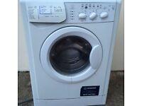 Indensit washing machine free delivery