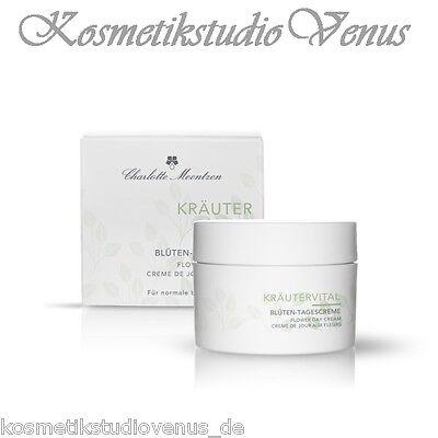 v KRÄUTERVITAL Blüten Tagescreme mit UV Schutz Creme Tag Charlotte Meentzen 101 ()