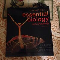 Year one pre health science biology text book.