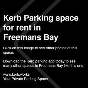Kerb Parking Space NZ - FREEMANS BAY $17.53/day Adelaide CBD Adelaide City Preview