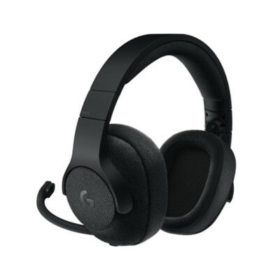 Logitech G433 7.1 Surround Sound Gaming Headset with Noise-cancelling Mic