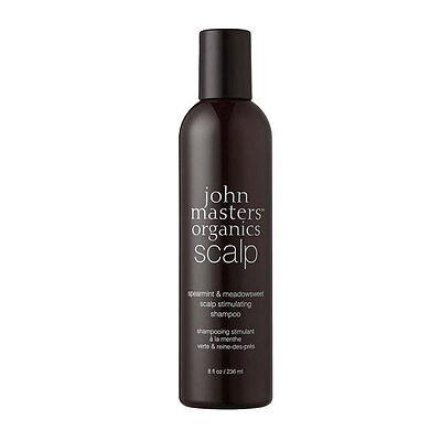 John Masters Organics Spearmint & Meadowsweet Scalp Stimulating Shampoo 8 oz