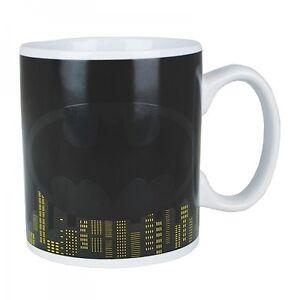 Ceramic Mug - Heat Changing Batman design Mug, 400ml