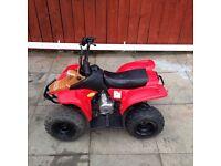 Quad 50cc £250 no offers or swaps please