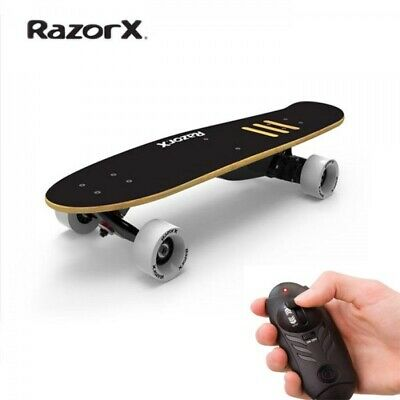 Electric Skateboard RazorX Cruiser - (Brand New) Hot Item ✅🔋🏂🔥