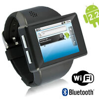 """SVP Z1 Smartphone watch/2""""tablet Android 2.2 +Bluetooth Headset"""
