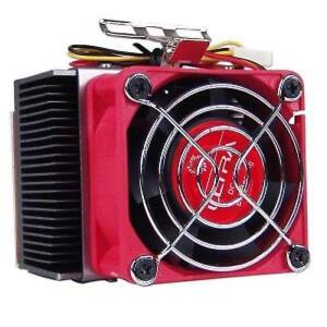 Ultra Copper Base Cooling Fan up to XP 3000 - Socket A/370 - ULT-31402