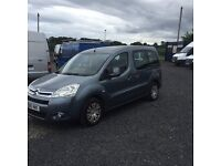 CITROEN BERLINGO MULTISPACE ##7 SEATER ##