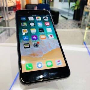 GOOD CONDITION IPHONE 6S PLUS 64GB SPACE GREY UNLOCKED INVOICE Surfers Paradise Gold Coast City Preview