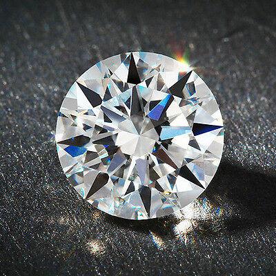 2.00ct Round Cut Loose Diamond VVS1-G 8.0mm Single Round Loose Polished Diamond