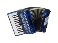 New Stephanelli 48 Bass Accordion