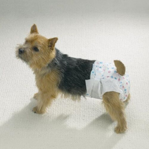 Dog diaper bulk packs disposable doggie diapers helps protect from