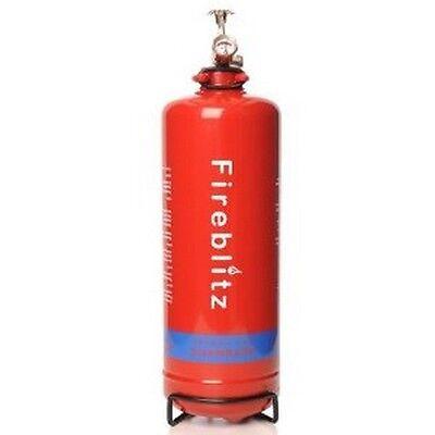 Automatic Fire Extinguisher 2kg Dry Powder Fireblitz
