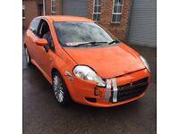 Fiat punto sporting spares or repairs