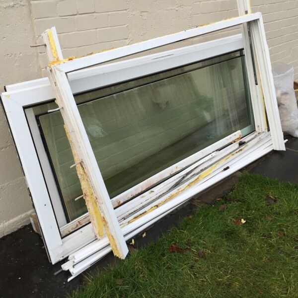 Used patio doors free to anyone who can collect and for Used patio doors
