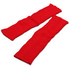 Red Leg Warmers for Women