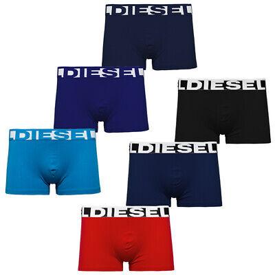 Diesel UMBX-SHAWN 3er Pack Boxershorts Herren Unterhose Short Pants 00SAB2-0PAWE