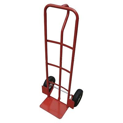 Hand Sack Truck Industrial Trolley with Pneumatic Tyres Max Load = 150KG