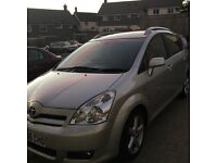 Beautiful condition Toyota 7 seats DVDs