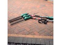 Qualcast cordless hedge trimmer spares