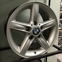 "16"" OEM BMW Alloy wheels 5x120"