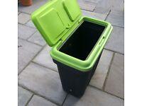 Plastic storage bin for Dried Dog Food