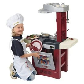 New w Slight Damage Theo Klein Miele Toy Kitchen Petit Gourmet Model 9090 w Sounds RRP £75.99