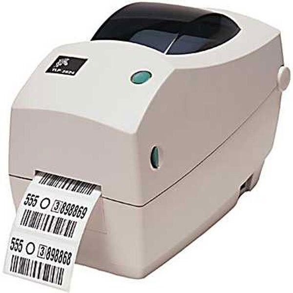 Zebra LP2824+ Point of Sale Tag Printer