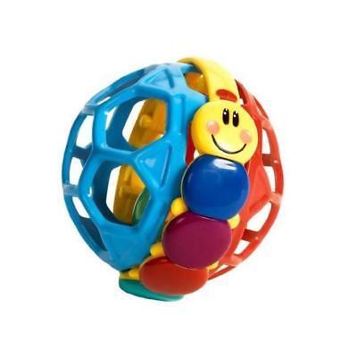 Baby Einstein Bendy Ball Bright Colours Soft Development Toy Einstein Ball