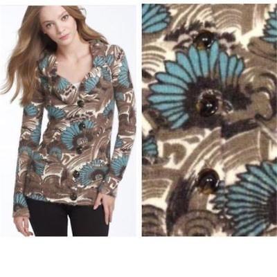 Anthropologie Leifsdottir Pond Cardigan Sweater Coat M 8 $248