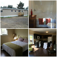 TOTALLY RENOVATED MOBILE HOME!!