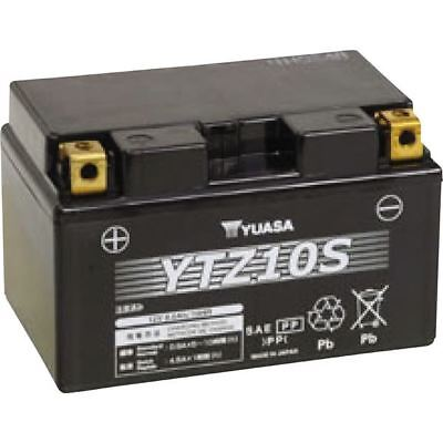 Yuasa YUAM7210A YTZ Factory Activated High Performance Maintenance Free Battery