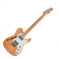 Fender 72 Thinline Telecaster  Electric Guitar (natural finish)
