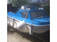16ft fishing boat £1200 Ono