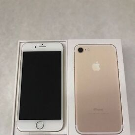 UNLOCKED GRADE A IPHONE 7 128GB GOLD