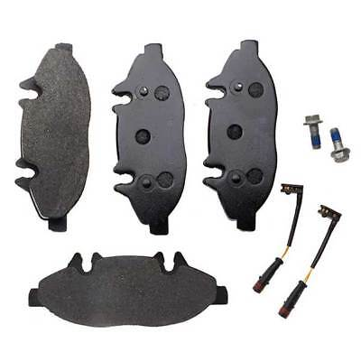 Eicher UK Front Brake Pads / Pad Set (Bosch System) Mercedes Vito & Viano W639