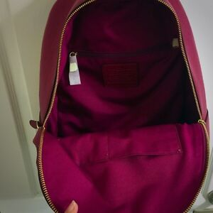 Authentic COACH BNWT backpack AND matching wristlet!  Kitchener / Waterloo Kitchener Area image 4