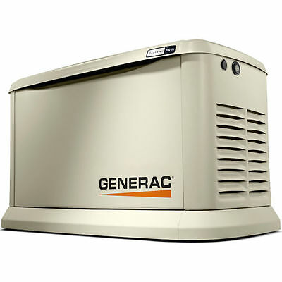 Generac Guardiantrade 20kw Aluminum Standby Generator 120208v 3-phase