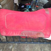 Saddle pads for sale