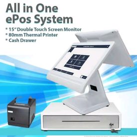 COMPLETE EPOS/ POS TILL SYSTEM PACKAGE