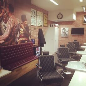 Qualified Barbers Required (urgently)