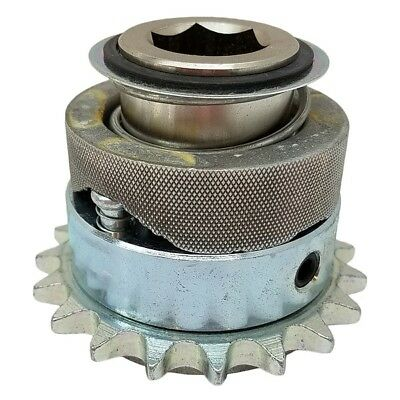 Kinze 19-tooth Cluth Sprocket Assembly Interplant Part Ga8092 For Planters