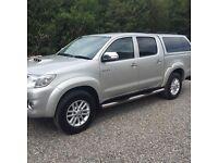 Toyota Hilux Invincible D-4d