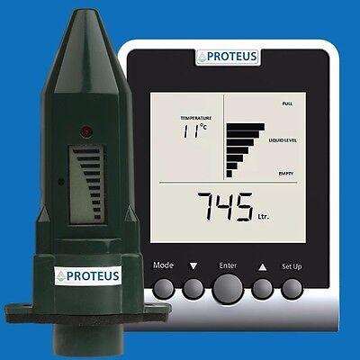 Füllstandsanzeige Zisterne für Erdtanks und funktote Bereiche: EcoMeter S Plus